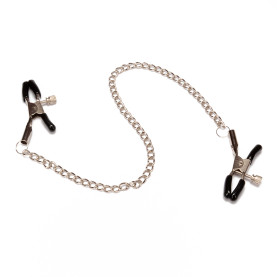 Adjustable Nipple Clamps Fetish Nipples Teasers Adult Toys Breast Clit Sensual Bondage for Women Couples SM
