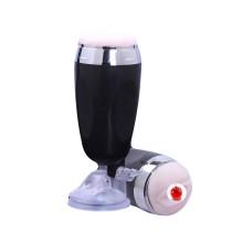 Male Masturbation Cup Hands-free Vibrating Masturbator