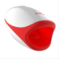 Heating Male Masturbator Oral Sex Toy For Men Mouth Masturbation Cup