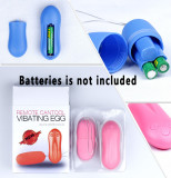 20-Frequency Bullet Vibrators Wireless Remote Control Waterproof Vibrating Love Egg