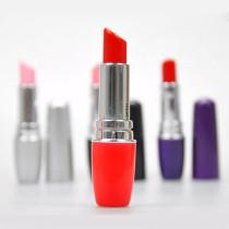 Discreet Lipstick Vibrator Adult Sex Toy for Clitoral Stimulation