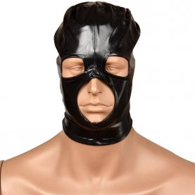 Breathable Face Cover Costume Head Hood Mask Bondage SM Adult Sex Toys