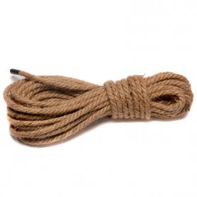 Soft Long Twisted Rope Natural Hemp Strap All-Purpose Tying Ropes
