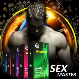 Premium Condoms Natural Latex Rubber Condom 10 Count