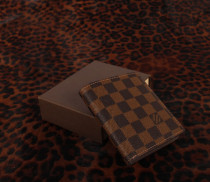 ルイヴィトンコピー  LOUIS VUITTON ダミエ 二つ折財布 N60883-1