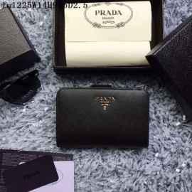 2016春夏新作 プラダコピー 財布 PRADA 多色可選 レディース 二つ折財布 コインケース 1m1225-10