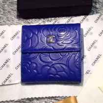 シャネルコピー 財布 CHANEL 2016春夏新作 レディース 二つ折り財布 コインケース 48980-12