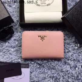 2016春夏新作 プラダコピー 財布 PRADA 多色可選 レディース 二つ折財布 コインケース 1m1225-5