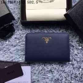 2016春夏新作 プラダコピー 財布 PRADA 多色可選 レディース 二つ折財布 コインケース 1m1225-9
