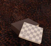 ルイヴィトンコピー  LOUIS VUITTON ダミエ・アズール 二つ折財布 N60883-2