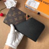 新品 ルイヴィトンコピー 財布 LOUIS VUITTON 2016春夏新作 レディース 二つ折り長財布 M56175