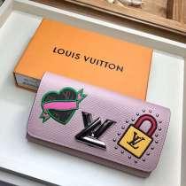 ルイヴィトン財布コピー LOUIS VUITTON 2019新作 ツイスト 二つ折長財布 M63456-1
