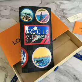 ルイヴィトン財布コピー LOUIS VUITTON 2018新作 ポルトフォイユ・ブラザ N60091