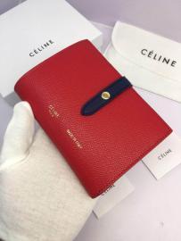 スーパーコピーセリーヌ 財布 CELINE 2019新作 マルチカラー フラップ式財布 0146