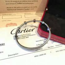 カルティエブレスレットコピー 2019新作 CARTIER レディース 腕輪
