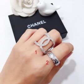 Chanelシャネル指輪リングスーパーコピー两件套