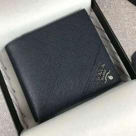 プラダコピー財布 PRADA 2019新作 高品質 二つ折財布 2M0513-27