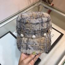 シャネルコピー 帽子 2019新作 CHANEL ハンチング・キャスケット ch190711p75-1