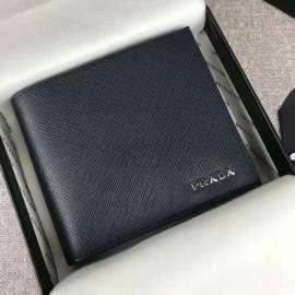 プラダコピー財布 PRADA 2019新作 高品質 二つ折財布 2M0513-25