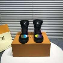 ルイヴィトン靴コピー 2019新作 LOUIS VUITTON 男女兼用 カジュアルシューズ lv190624p35-1
