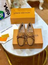 ルイヴィトン靴コピー 2019新作 LOUIS VUITTON レディース モカシン lv191125p43-2