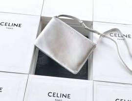 セリーヌコピーバッグ CELINE 2020新作 高品質 トリオ ショルダーバッグ ce075-1