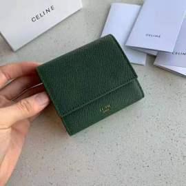 セリーヌコピー 財布 CELINE 2020新作 三つ折り財布 ce0169-2