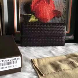 ボッテガヴェネタ財布コピー 2019新作 BOTTEGAVENETA 二つ折長財布 150509-17