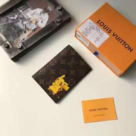 ルイヴィトン財布コピー LOUIS VUITTON 2020新作 二つ折り財布 M64501-1