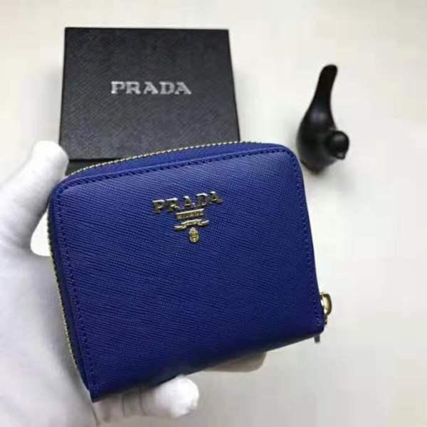 プラダコピー財布 PRADA 2020新作 二つ折り財布 LM0522-4