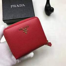 プラダコピー財布 PRADA 2020新作 二つ折り財布 LM0522-3