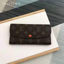 ルイヴィトン財布コピー LOUIS VUITTON 2020新作 二つ折長財布 N41625-3