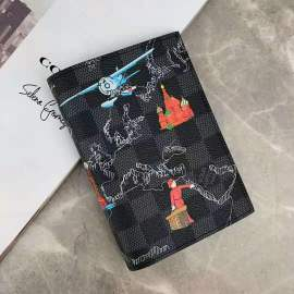 ルイヴィトン財布コピー LOUIS VUITTON 2019新作 二つ折り財布 M62089