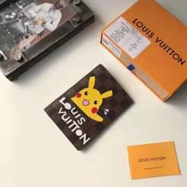 ルイヴィトン財布コピー LOUIS VUITTON 2020新作 二つ折り財布 M64501-3