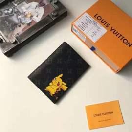 ルイヴィトン財布コピー LOUIS VUITTON 2020新作 二つ折り財布 M64501-2
