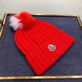 モンクレールコピー帽子 2020新作 MONCLER 男女兼用 ニット帽 mc200102p12-2