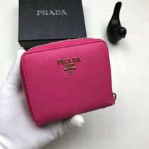 プラダコピー財布 PRADA 2020新作 二つ折り財布 LM0522-1