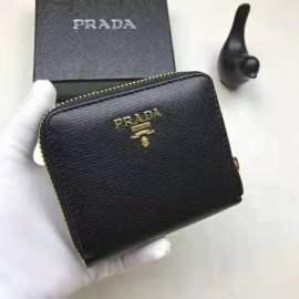 プラダコピー財布 PRADA 2020新作 二つ折り財布 LM0522-5