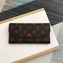 ルイヴィトン財布コピー LOUIS VUITTON 2020新作 二つ折長財布 N41625-1