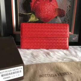 ボッテガヴェネタ財布コピー 2019新作 BOTTEGAVENETA 二つ折長財布 150509-18