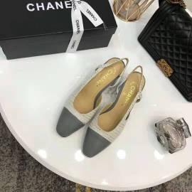 シャネル靴コピー 2020新作 CHANEL レディース サンダル ch200115p35-6