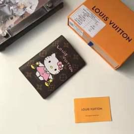 ルイヴィトン財布コピー LOUIS VUITTON 2020新作 二つ折り財布 M64501-5