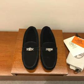 エルメス靴コピー 2020新作 HERMES レディース デッキシューズ he191218p42-2