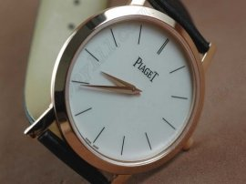ピアジェPiaget Mecanique Men RG Swiss Quartzクオーツ