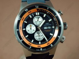 IWC Asia 7750 Valjoux Working Chronograph Movement自動巻き