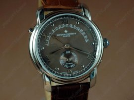 ヴァシュロンコンスタンタン Vacheron Constantin Watches SS Case Coffee Dial Automatic