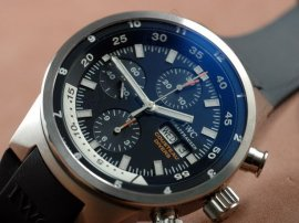 IWC Cousteau Divers Chrono Aquatimer SS自動巻き