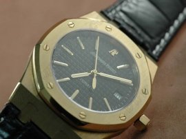 オーデマ・ピゲAudemars Piguet Royal Oak Jumbo 39mm FG/LE Black Swiss Eta 2824自動巻き